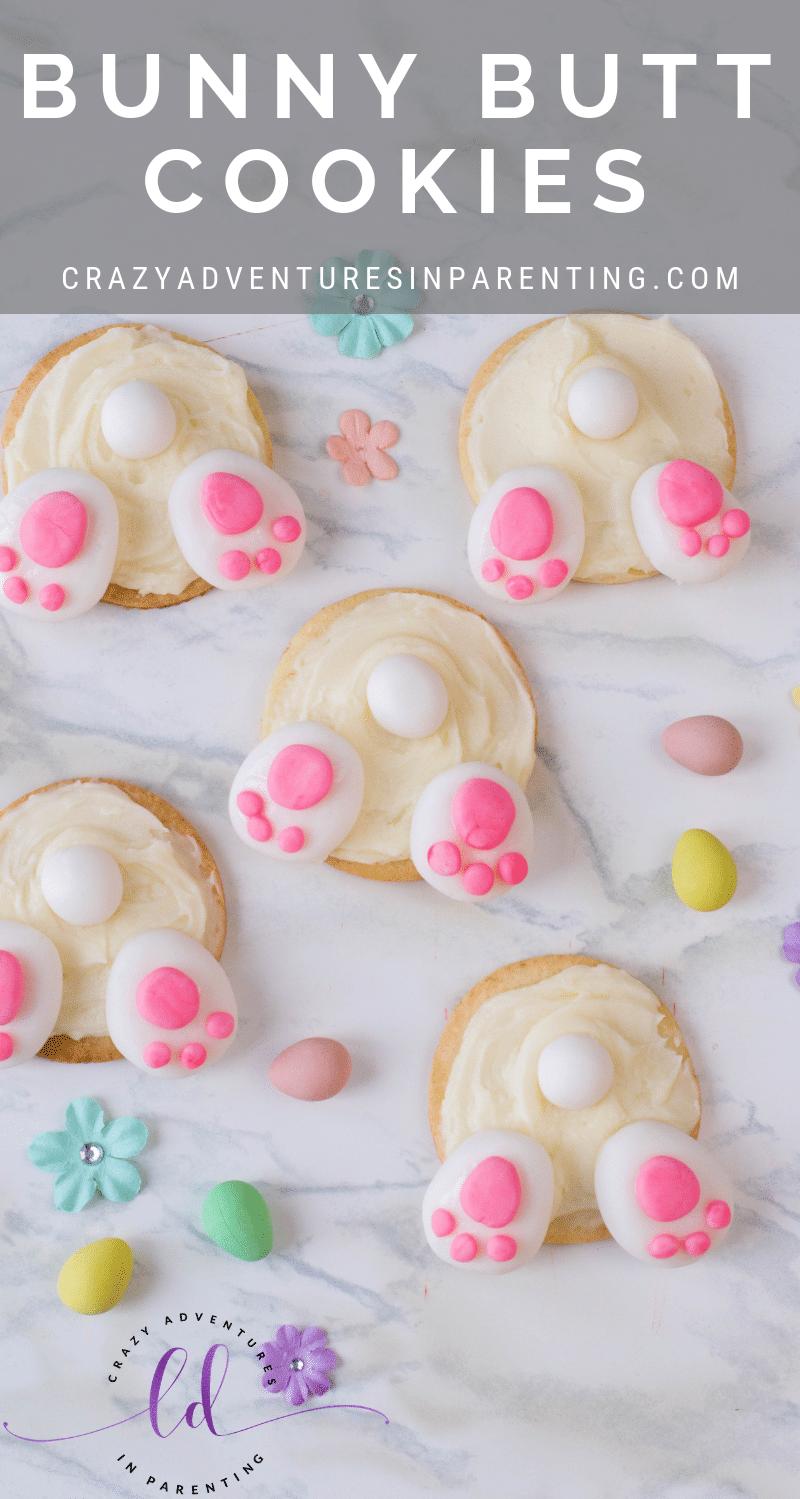 Bunny Butt Cookies