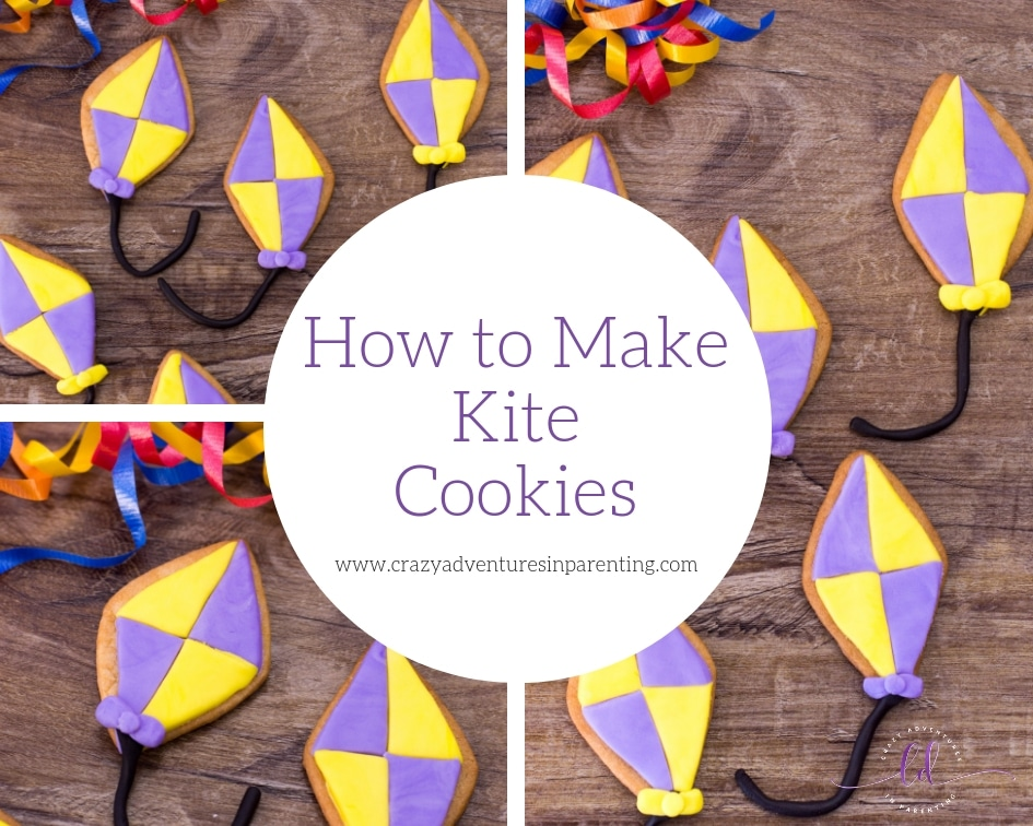 How to Make Kite Cookies