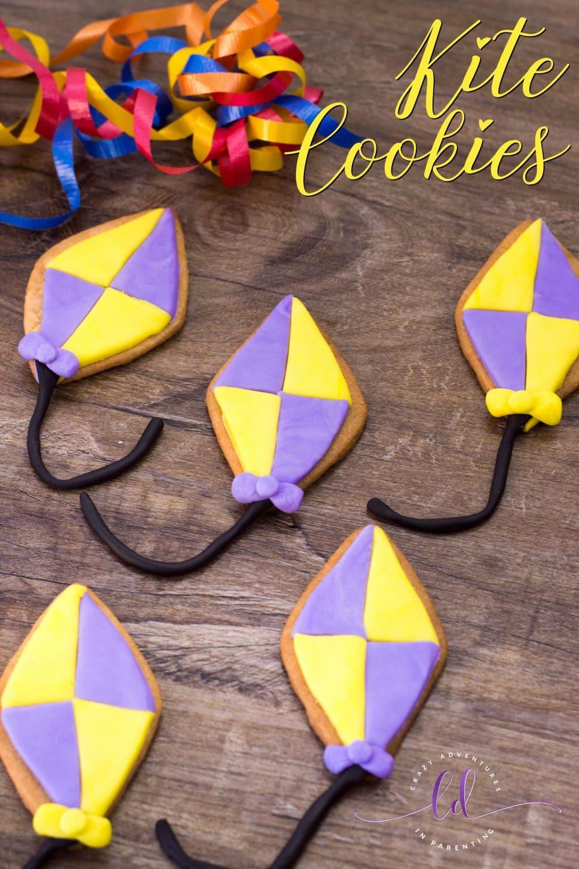 Kite Sugar Cookies