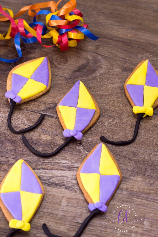Kite Sugar Cookies Recipe