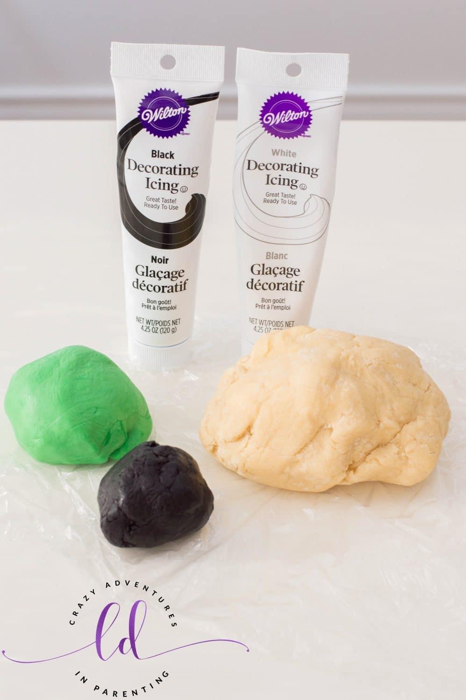 Hulk Cookies Ingredients
