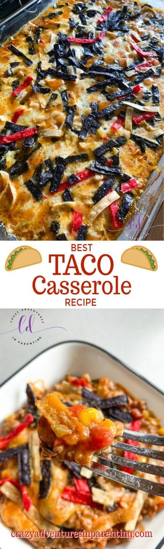 Best Taco Casserole Recipe
