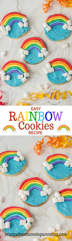 Easy Rainbow Cookies Recipe