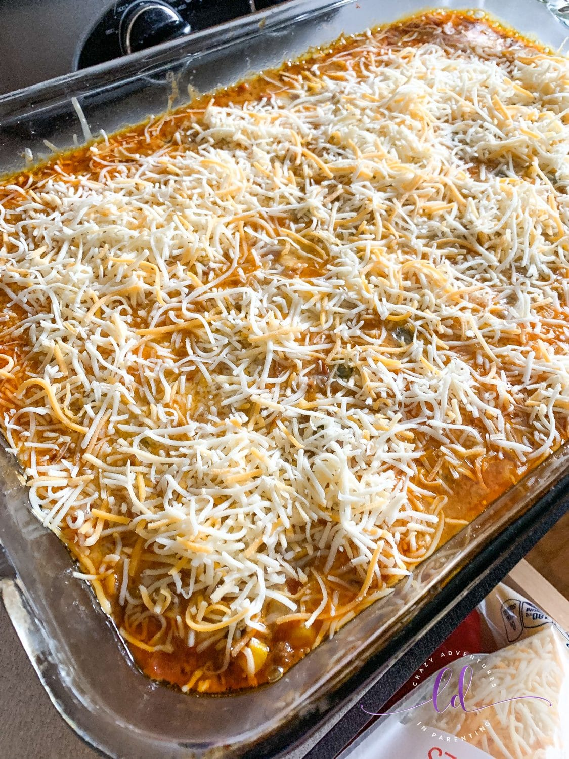 Top with More Cheese for Best Taco Casserole Recipe