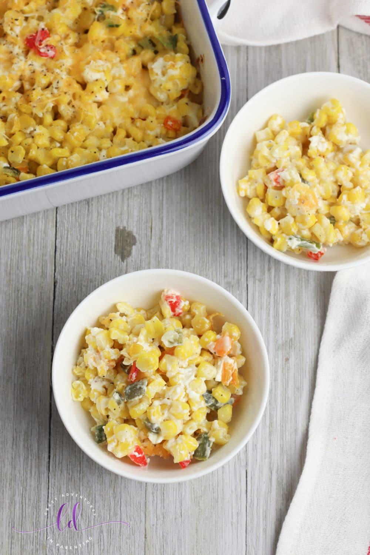 Jalapeño Corn Casserole Recipe