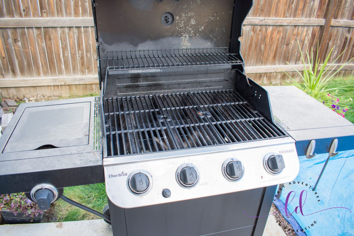 A Look Inside Before Using Goo Gone Grill and Grate Cleaner