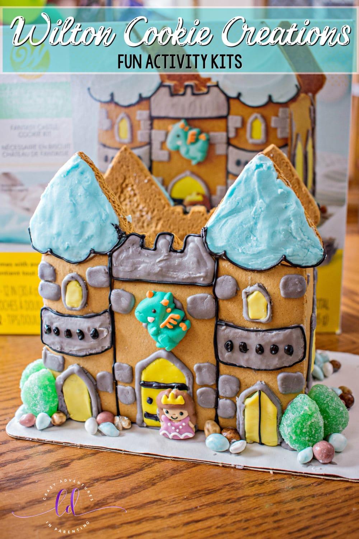 Wilton Cookie Creations Fun Activity Kits