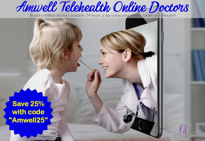 Amwell Online Doctors