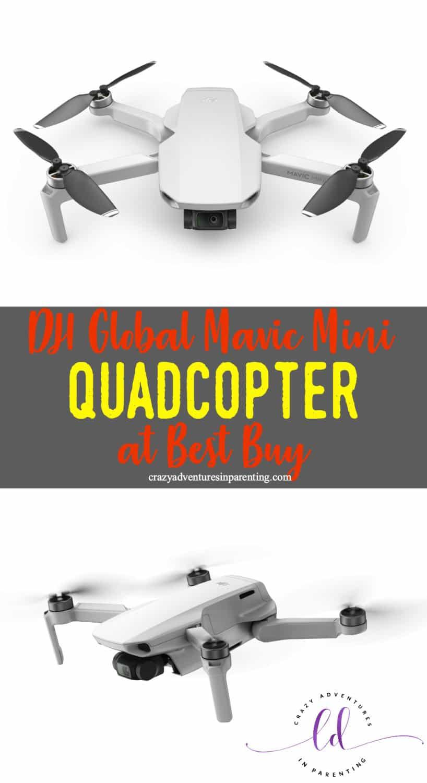 DJI Global Mavic Mini Quadcopter at Best Buy