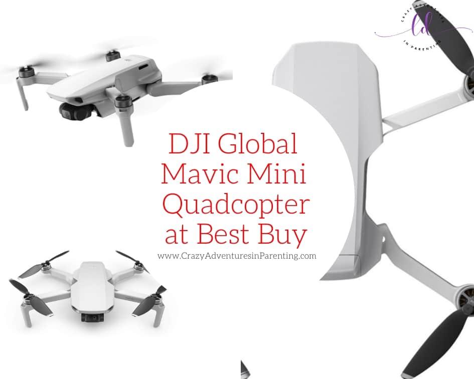 DJI Mavic Mini Quadcopter at Best Buy