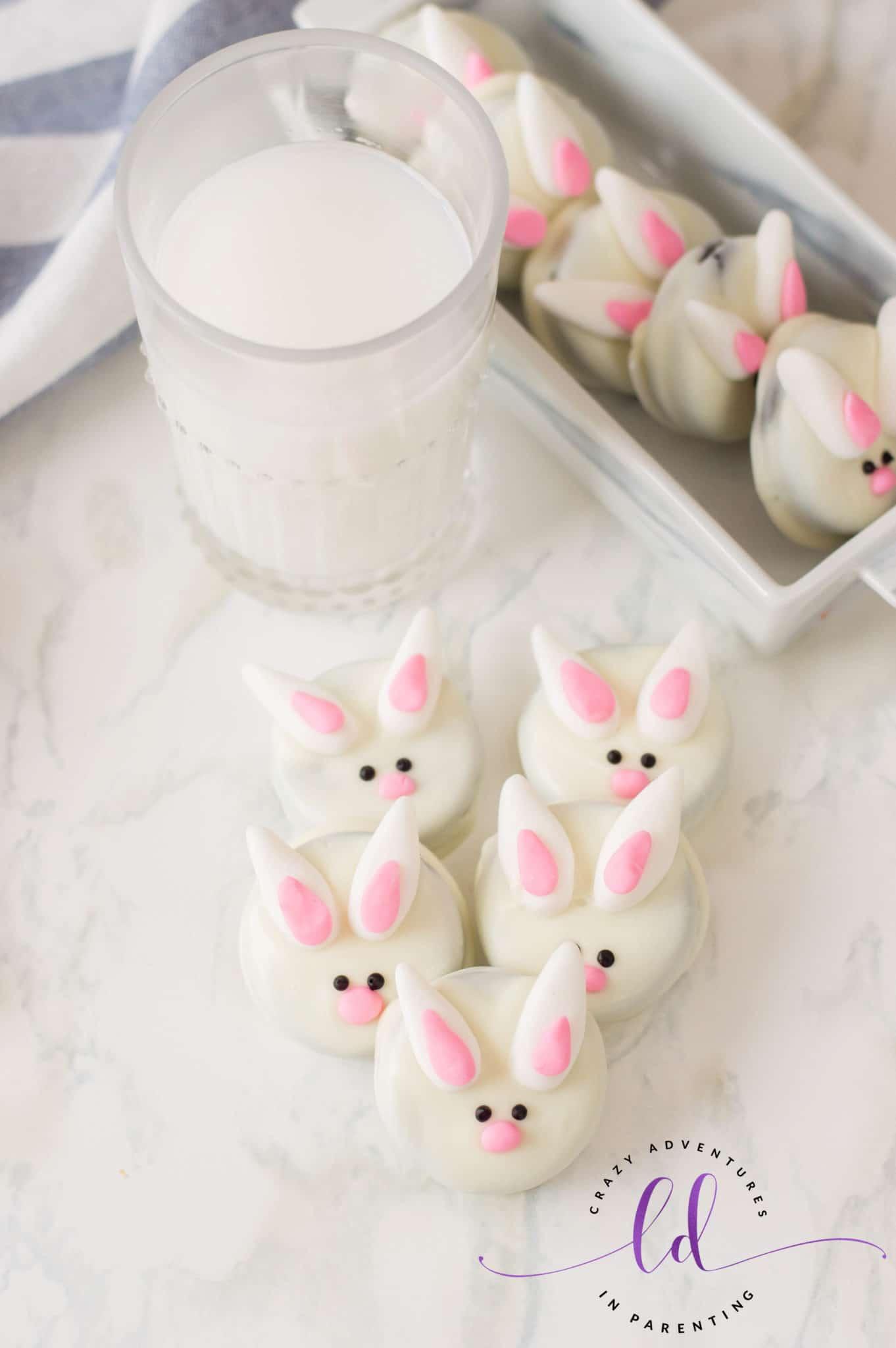 Bunny Oreo Cookies Recipe