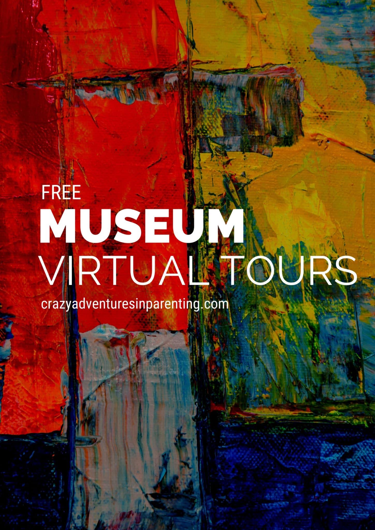 Free Museum Virtual Tours