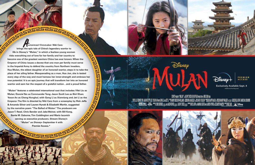 MULAN About Movie