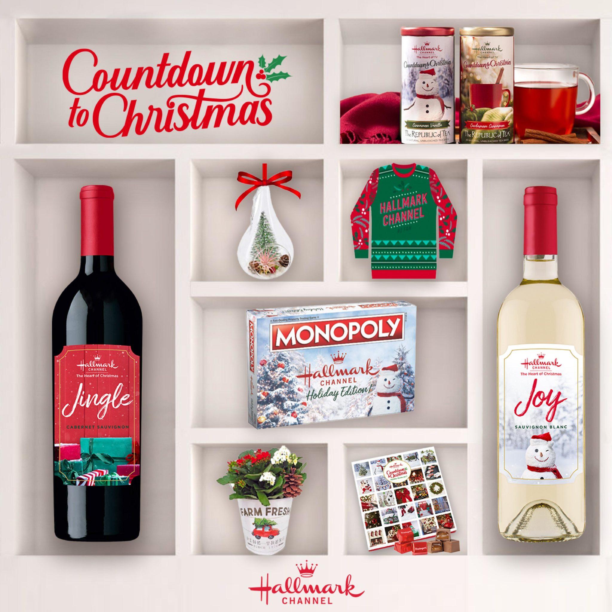 Hallmark Holiday Products
