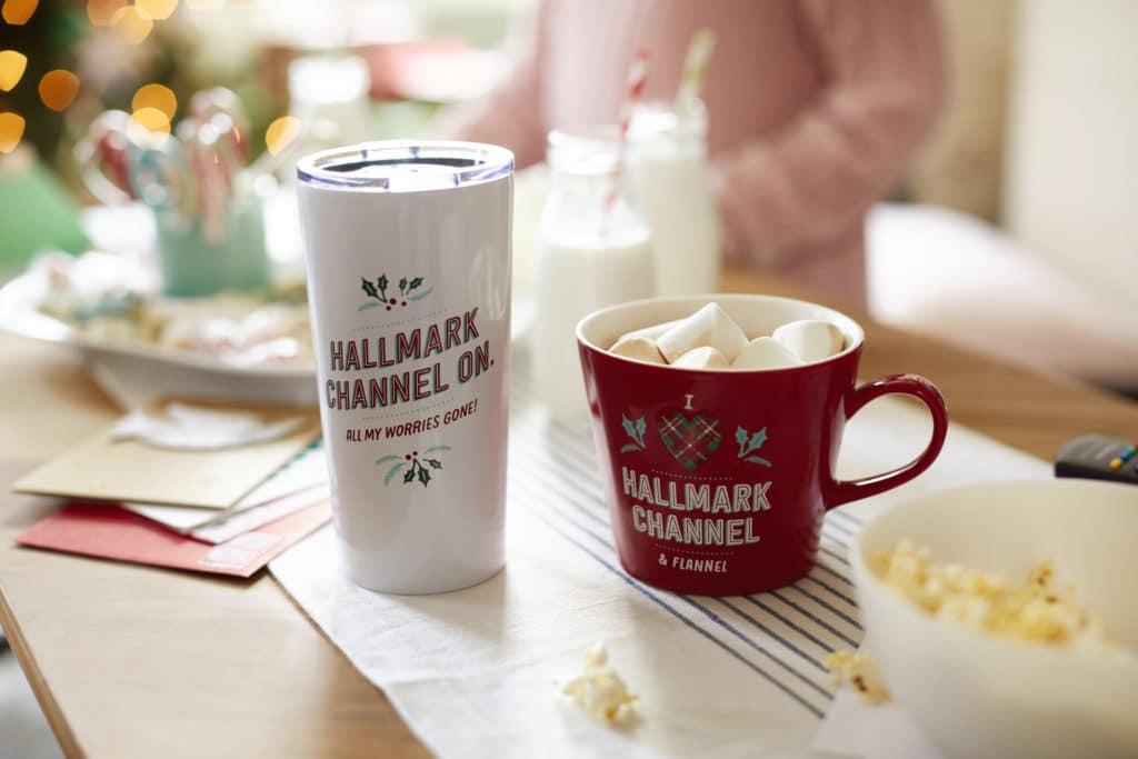 Hallmark branded mug