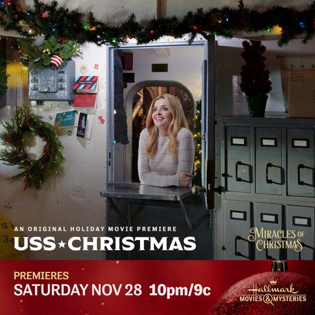 USS Christmas Hallmark