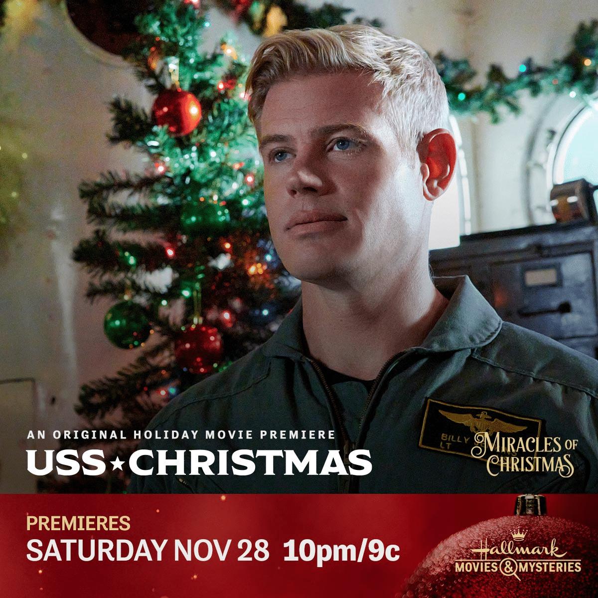 USS Christmas Hallmark Movies and Mysteries